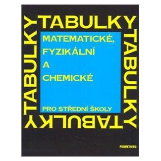 Jiří Mikulčák: Matematické, fyzikální a chemické tabulky pro SŠ cena od 164 Kč