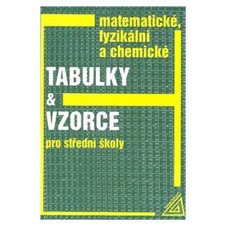 PROMETHEUS Matematické, fyzikální a chemické tabulky a vzorce cena od 170 Kč