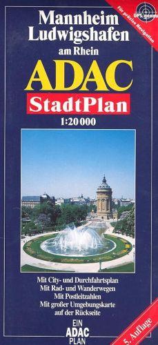 SHOCART Mannheim, Ludwigsshafen 1: 20 000 cena od 47 Kč