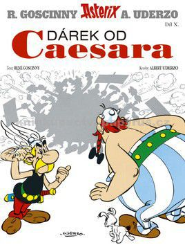 Uderzo Goscinny, Albert Underzo: Asterix Dárek od Caesara cena od 129 Kč