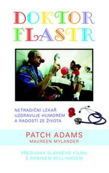 XXL obrazek Patch Adams, Maureen Mylander: Doktor Flastr