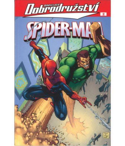 Spider-Man - Marvelova dobrodružství 2 cena od 109 Kč
