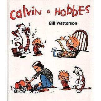Bill Watterson: Calvin a Hobbes cena od 125 Kč