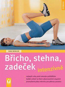 Nina Winkler: Břicho, stehna, zadeček intenzivně cena od 131 Kč