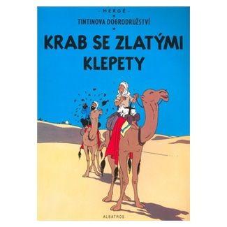Hergé: Tintin 9 - Krab se zlatými klepety cena od 112 Kč