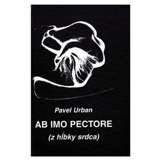Pavel Urban: Ab imo pectore cena od 81 Kč