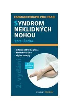 Šonka Karel: Syndrom neklidných nohou - 2. rozšířené vydání cena od 121 Kč