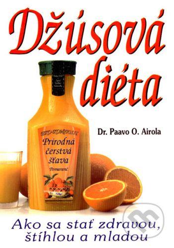 Ariola Paavo: Džúsová diéta cena od 72 Kč