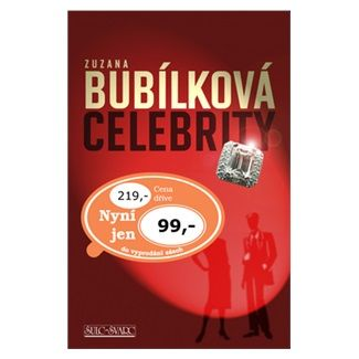 Zuzana Bubílková: Celebrity cena od 79 Kč