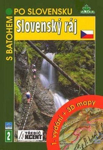Daniel Kollár: Slovenský ráj cena od 121 Kč
