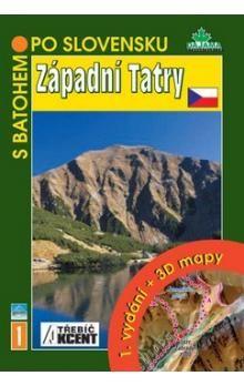 Blažej Kováč, Daniel Kollár: Západní Tatry cena od 121 Kč