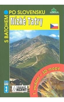 Ján Lacika: Nízké Tatry cena od 126 Kč