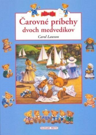 Slovart Print Čarovné príbehy dvoch medvedíkov cena od 162 Kč