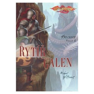 Michael Williams: Hrdinové 6 - Rytíř Galen cena od 129 Kč