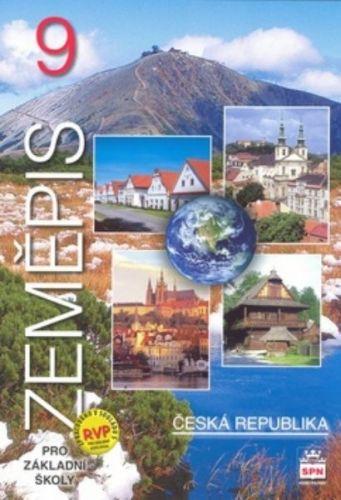 Petr Chalupa: Zeměpis 9 pro základní školy - Česká republika cena od 119 Kč