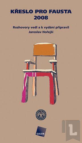 Jaroslav Hořejší: Křeslo Pro Fausta 2008 cena od 143 Kč