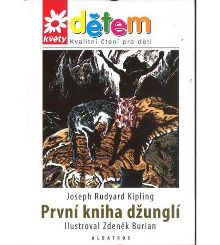 ALBATROS První kniha džunglí cena od 129 Kč