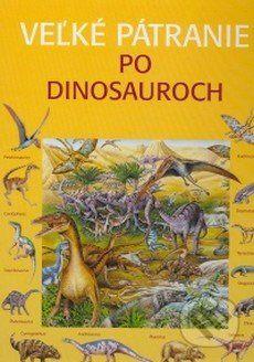 Veľké pátranie po dinosauroch cena od 135 Kč