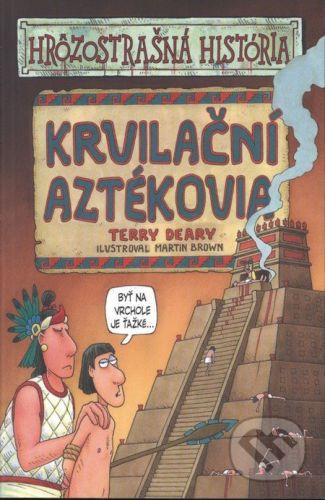 SLOVART Krvilační aztékovia cena od 116 Kč
