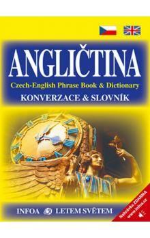 Martina Sobotíková: Angličtina - Konverzace + slovník cena od 101 Kč