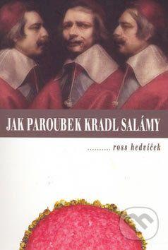 Beta Books Jak Paroubek kradl salámy cena od 154 Kč