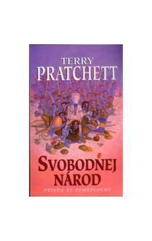 Terry Pratchett: Svobodnej národ cena od 119 Kč