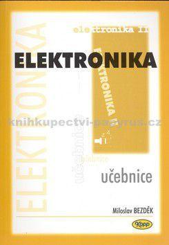 Miloslav Bezděk: Elektronika II. cena od 176 Kč