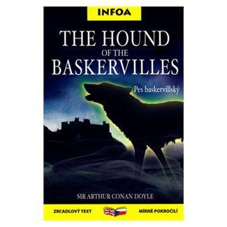 Arthur Conan Doyle: The Hound of the Baskervilles/Pes baskervilský - Zrcadlová četba cena od 124 Kč