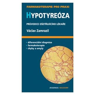 Václav Zamrazil: Hypotyreóza cena od 124 Kč