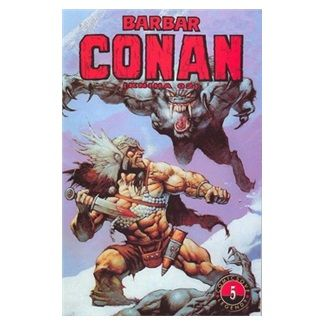 Roy Thomas, Barry Smith: Barbar Conan 2 cena od 148 Kč