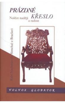 Rabi Nachman: Prázdné křeslo cena od 97 Kč