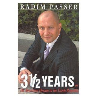 Radim Passer: 3 1/2 Years cena od 121 Kč