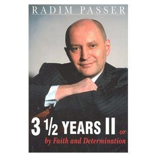 Radim Passer: 3 1/2 Years II cena od 124 Kč
