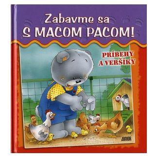 Gabriela Dittelová, Jan Ivens: Zabavme sa s macom Pacom! cena od 123 Kč