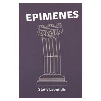 Statis Leontidis: Epimenes cena od 109 Kč