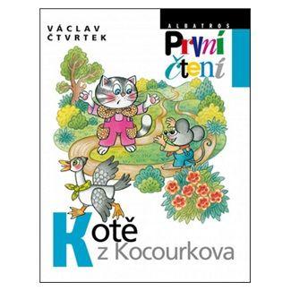 Marcela Walterová, Václav Čtvrtek: Kotě z Kocourkova cena od 110 Kč