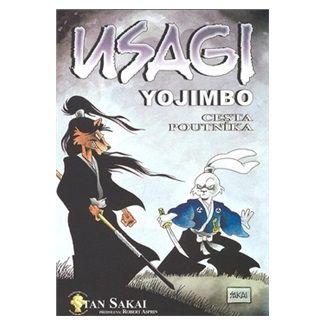 Stan Sakai: Usagi Yojimbo Cesta poutníka cena od 127 Kč