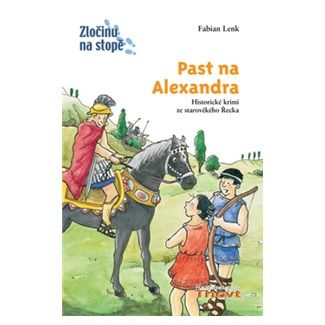 Fabian Lenk: Past na Alexandra cena od 167 Kč