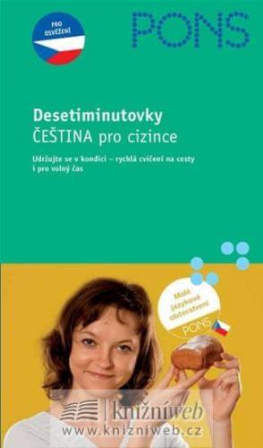 Hana Andrášová: Desetiminutovky - Čeština pro cizince cena od 74 Kč