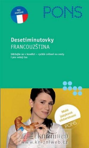 Francoise Mercier: Desetiminutovky - Francouzština cena od 74 Kč