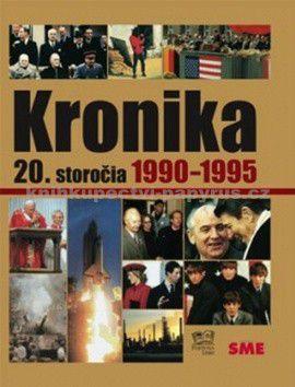 Petit Press Kronika 20.storočia Roky 1990-1995 cena od 3 Kč