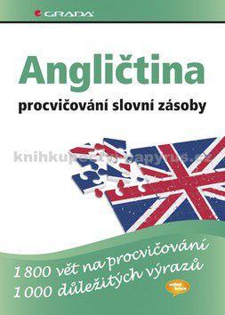 GRADA Angličtina procvičování slovní zásoby cena od 171 Kč