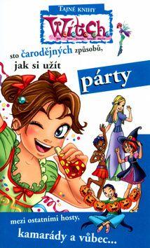 Giulia Conti: 100 čarodějných způsobů, jak si užít párty cena od 85 Kč