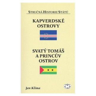 Jan Klíma: Kapverdské ostrovy, Svatý Tomáš a Princův ostrov cena od 117 Kč