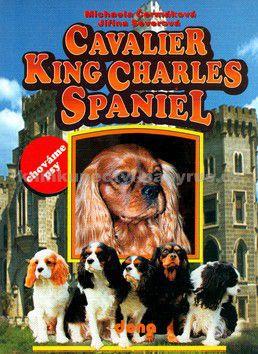 Čermáková M., Severová J.: Cavalier King Charles Spaniel - 2.vyd. cena od 95 Kč