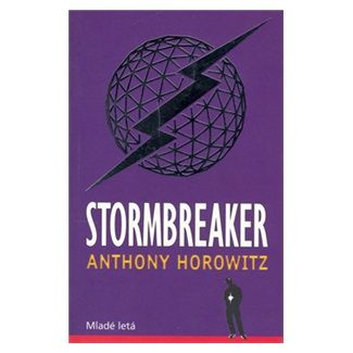 Anthony Horowitz: Stormbreaker cena od 140 Kč