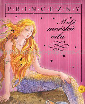 Carmen Guerra: Malá mořská víla - princezny cena od 95 Kč
