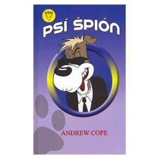 Andrew Cope: Psí špión cena od 127 Kč