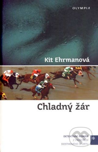 Kit Ehrman: Chladný žár cena od 50 Kč