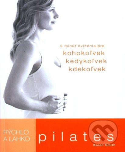 Karen Smith: Pilates cena od 185 Kč